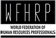 World Federation of Human Resources Professionals logo